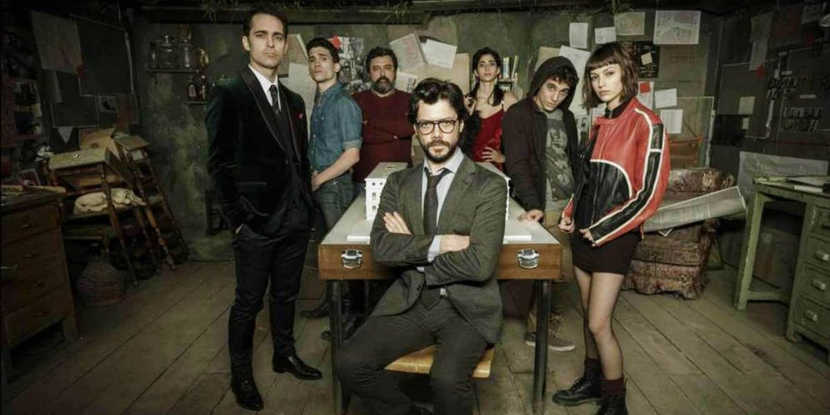 La Casa de Papel: Nova temporada chegará em breve na Netflix