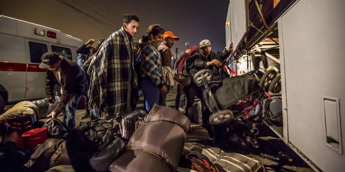 Refuerzan seguridad en frontera Sonora-Arizona ante llegada de migrantes