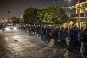 Refuerzan seguridad en frontera Sonora-Arizona