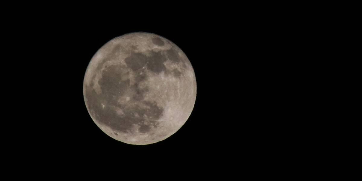 La última Luna llena de otoño podrá verse este jueves