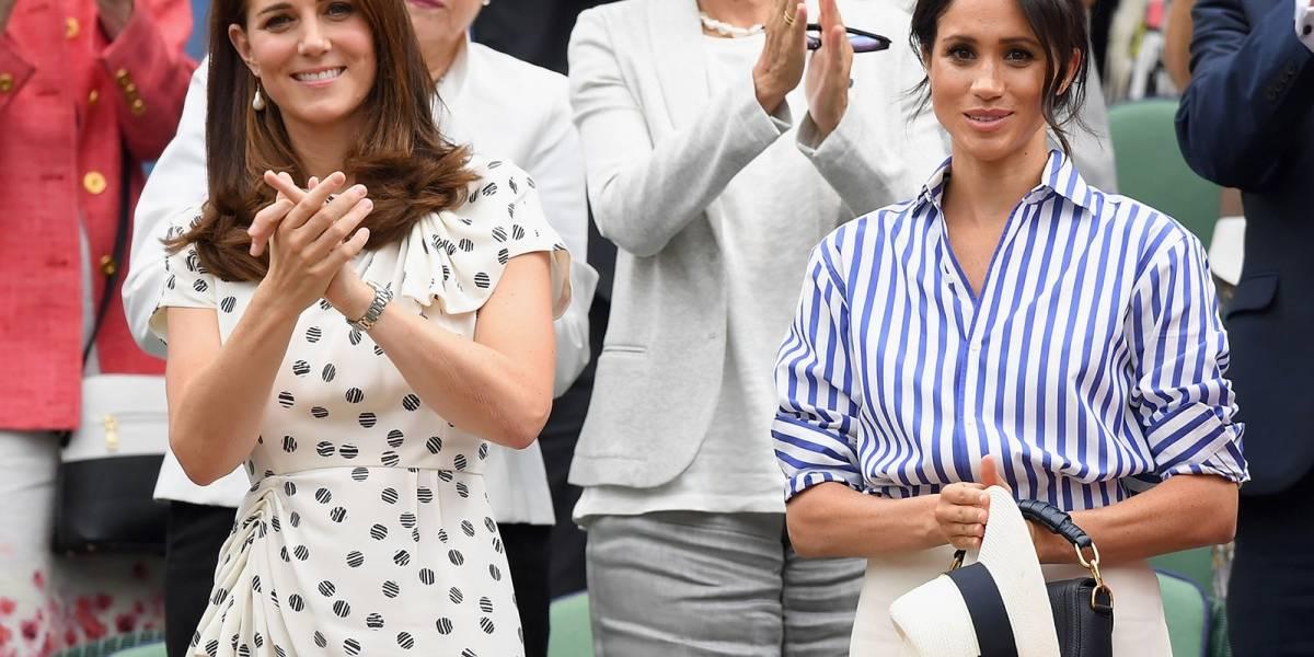 Esto es lo que pensaría la princesa Diana de Meghan y Kate si estuviera viva, según su mejor amiga