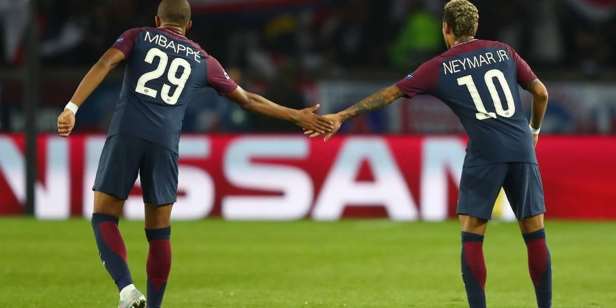 ¡Tiembla el PSG! Diagnostican las lesiones de Neymar y Mbappe