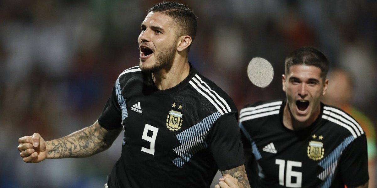 Con los primeros goles de Icardi y Dybala, Argentina volvió a vencer a México y afianzó al interino Scaloni