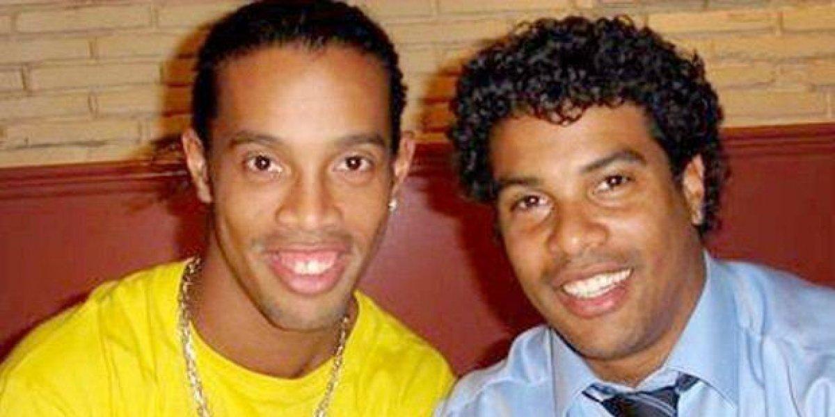 Confiscan vehículos de lujo de hermano de Ronaldinho por daños ambientales