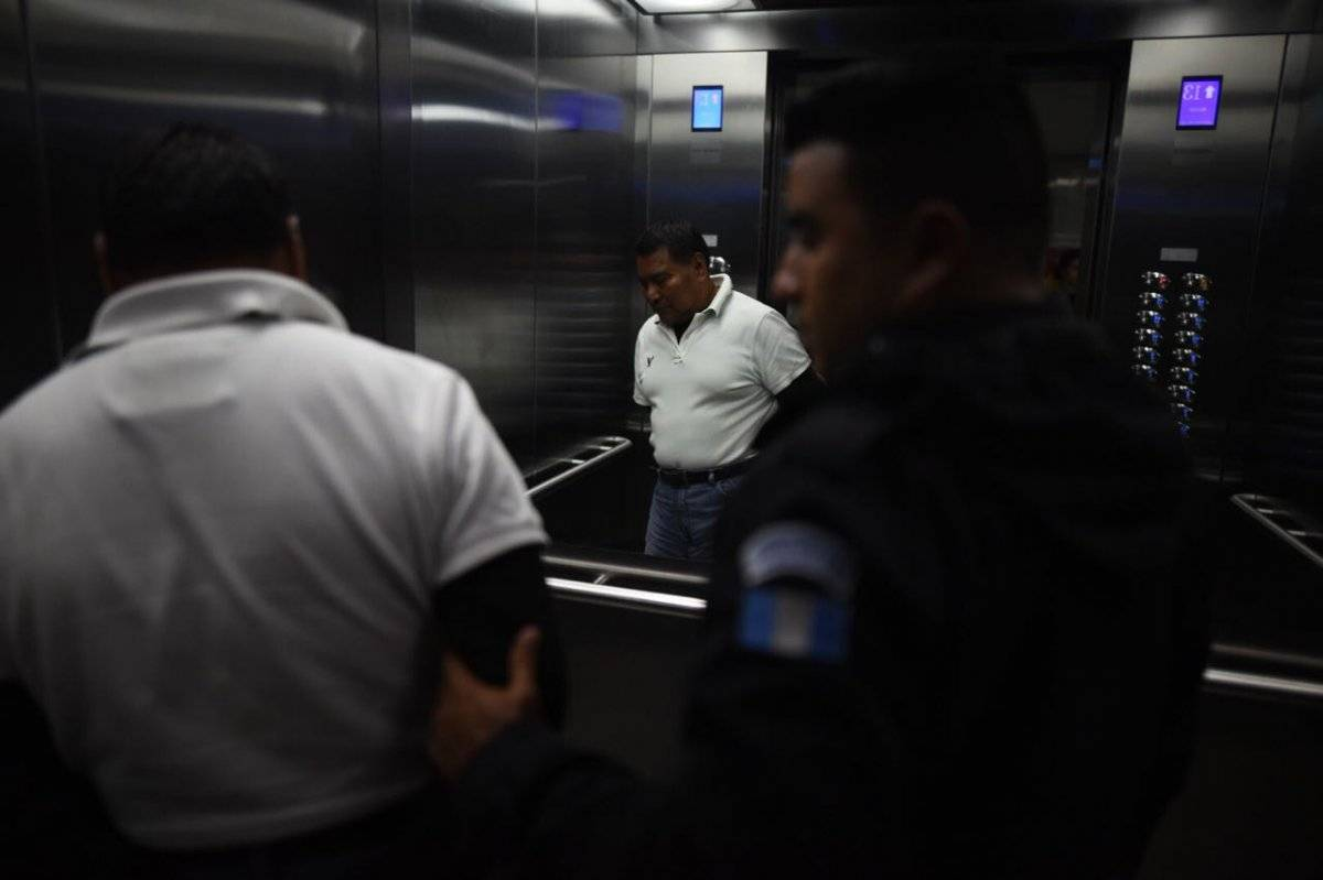 Santos López Alonzo, se le impuso una pena de cinco mil 160 años de prisión. Foto: Edwin Bercián