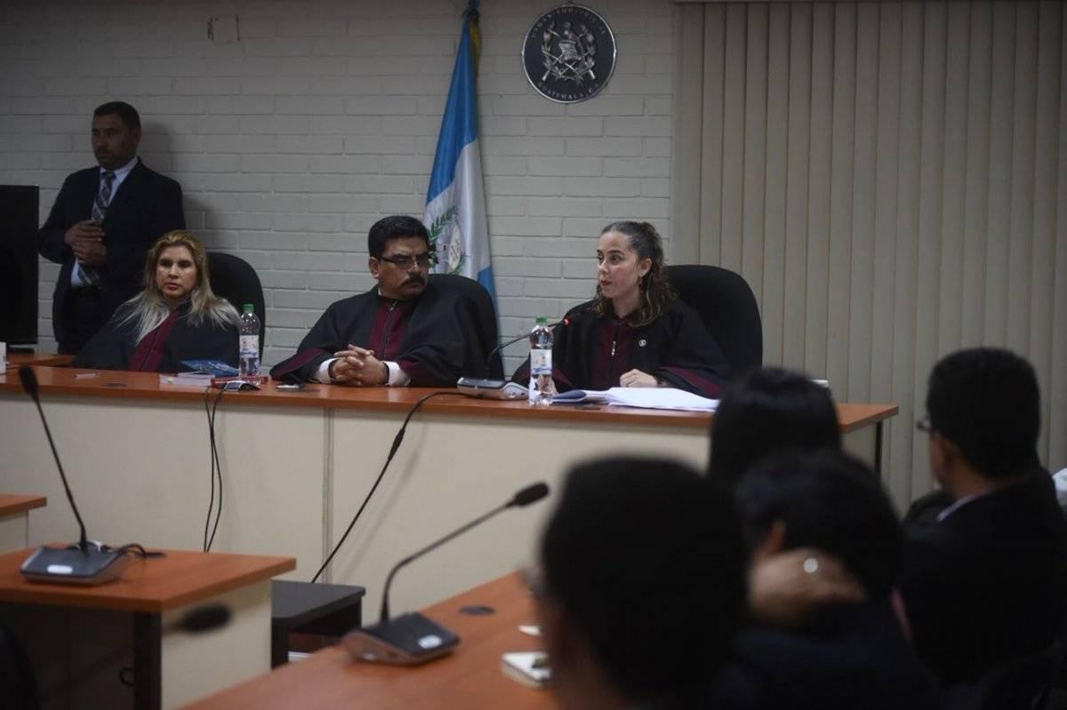 Tribunal de Mayor Riesgo C. Foto: Edwin Bercián