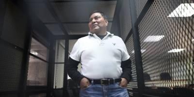Santos López Alonzo, se le impuso una pena de cinco mil 160 años de prisión.