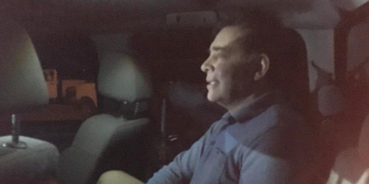 Trasladan a Eugenio Hernández al penal del Altiplano