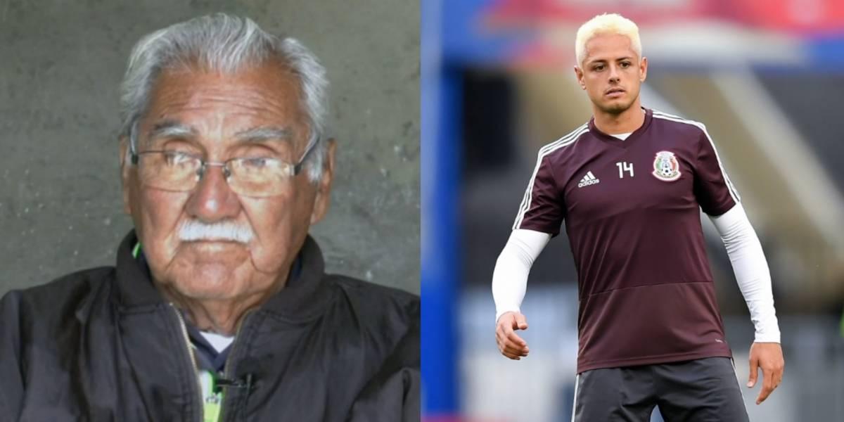 Chicharito no merece estar en la Selección: 'Tota' Carbajal
