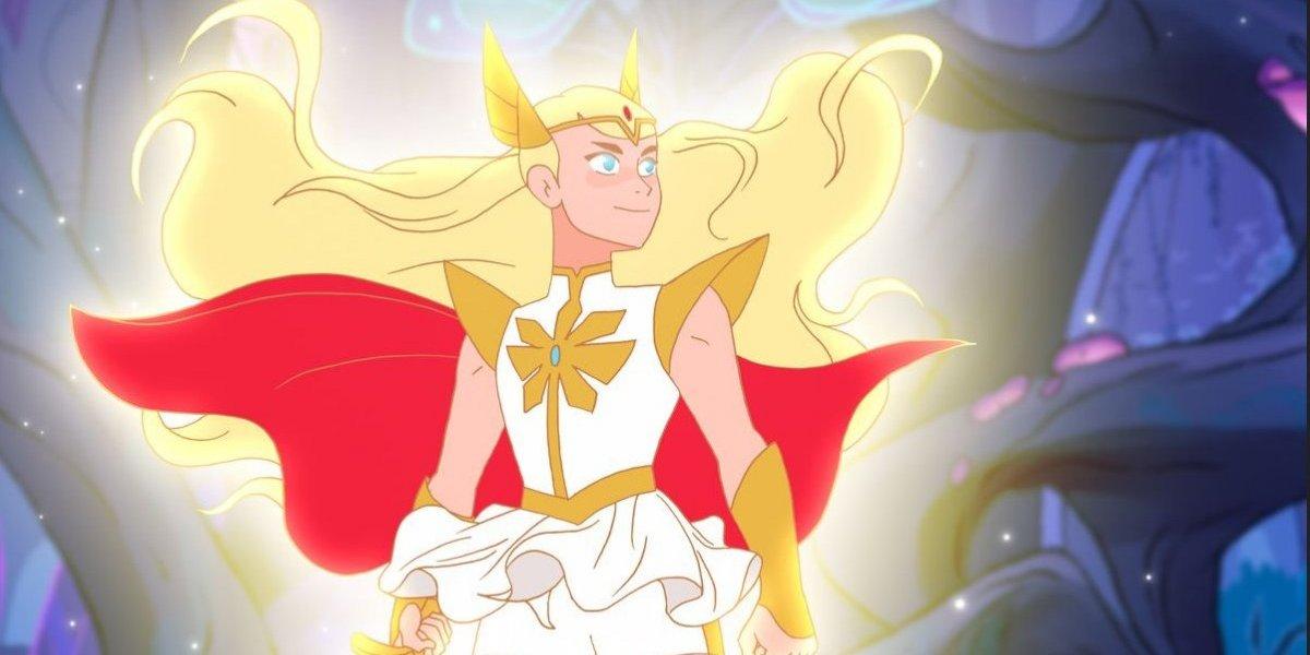 """She-Ra es la princesa guerrera de """"Netflix"""""""