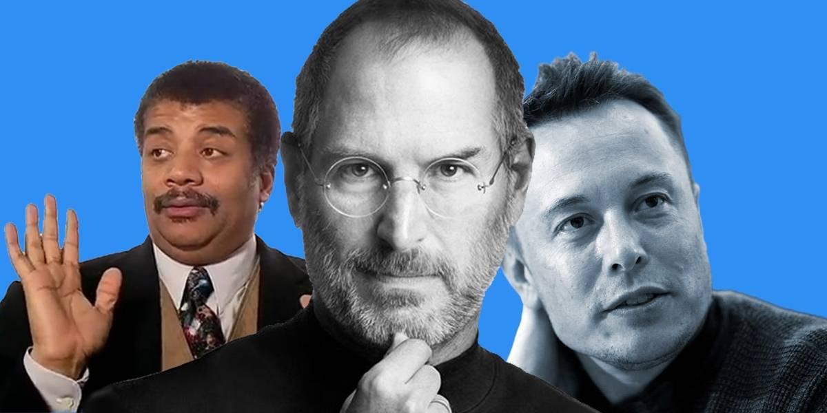 Elon Musk es más importante que Steve Jobs, según Neil deGrasse Tyson