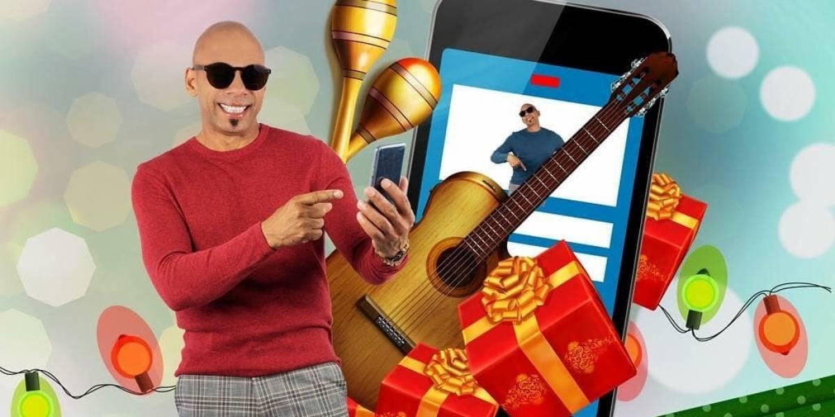 Oscarito lanza Parranda por Facebook Live