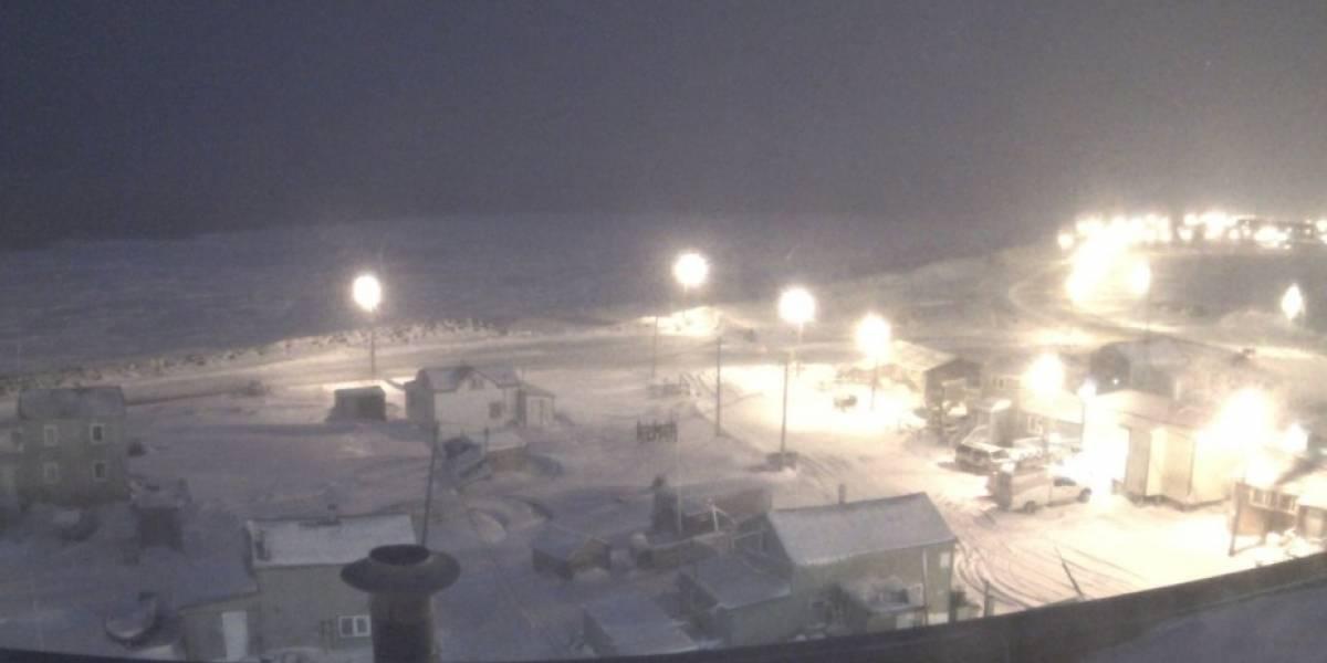 Utqiagvik, la ciudad de Alaska que no volverá a ver el Sol hasta 2019