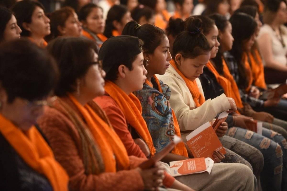 Marcha contra la violencia machista se tomará más 30 ciudades del país