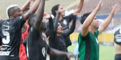 América de Quito vs Liga de Portoviejo