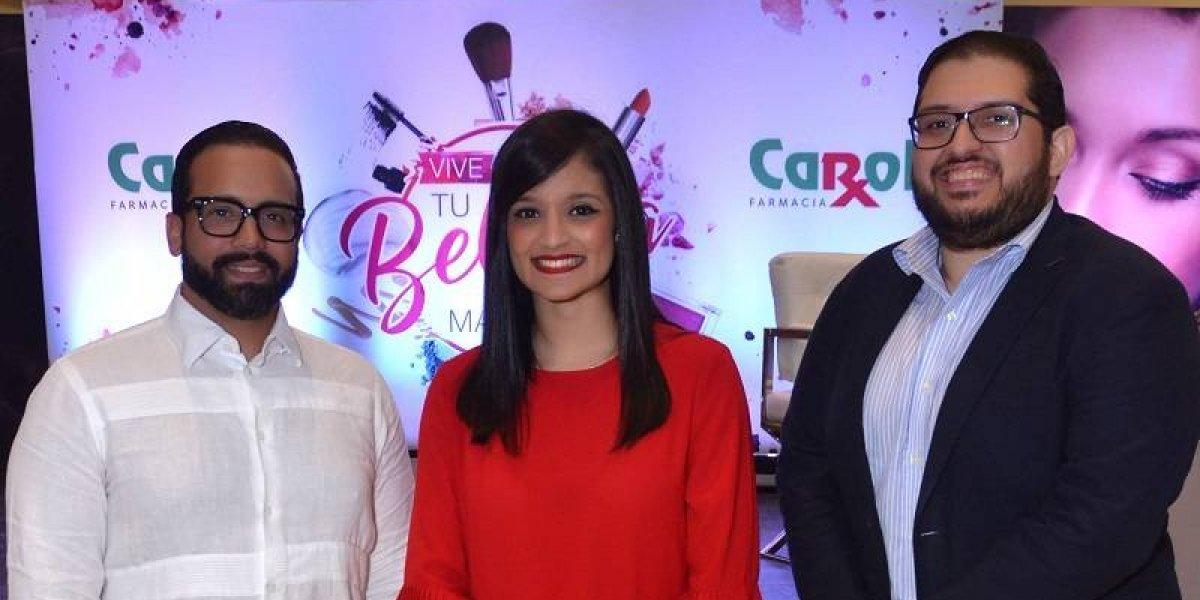 #TeVimosEn: Farmacia Carol celebró con gran éxito su Feria de Belleza