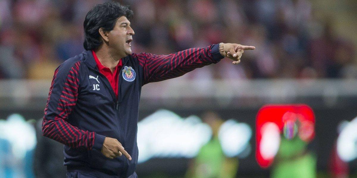 Cardozo exige a Chivas estar a la altura del Mundial