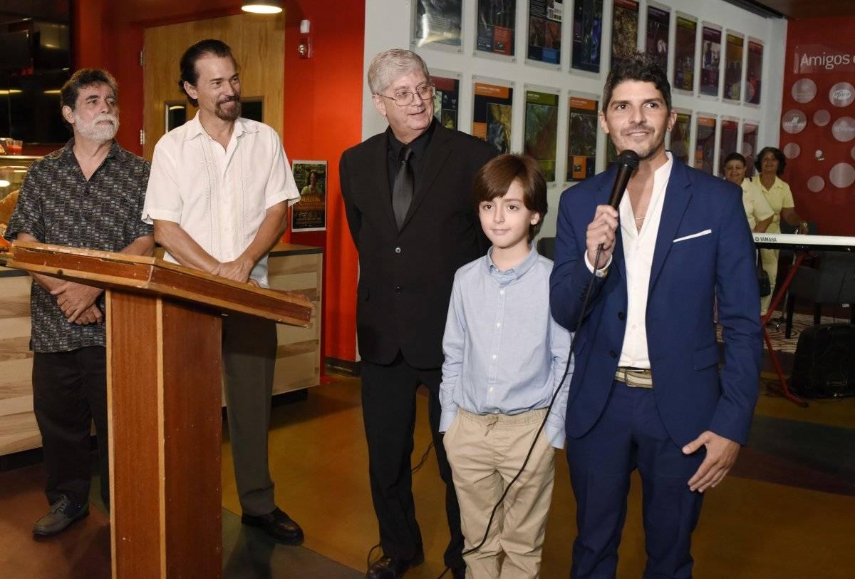 """Designan Museo Casa Rosada al beato Carlos Manuel y proyectan por primera vez la película """"Vivimos para esa Noche"""". Suministrada"""