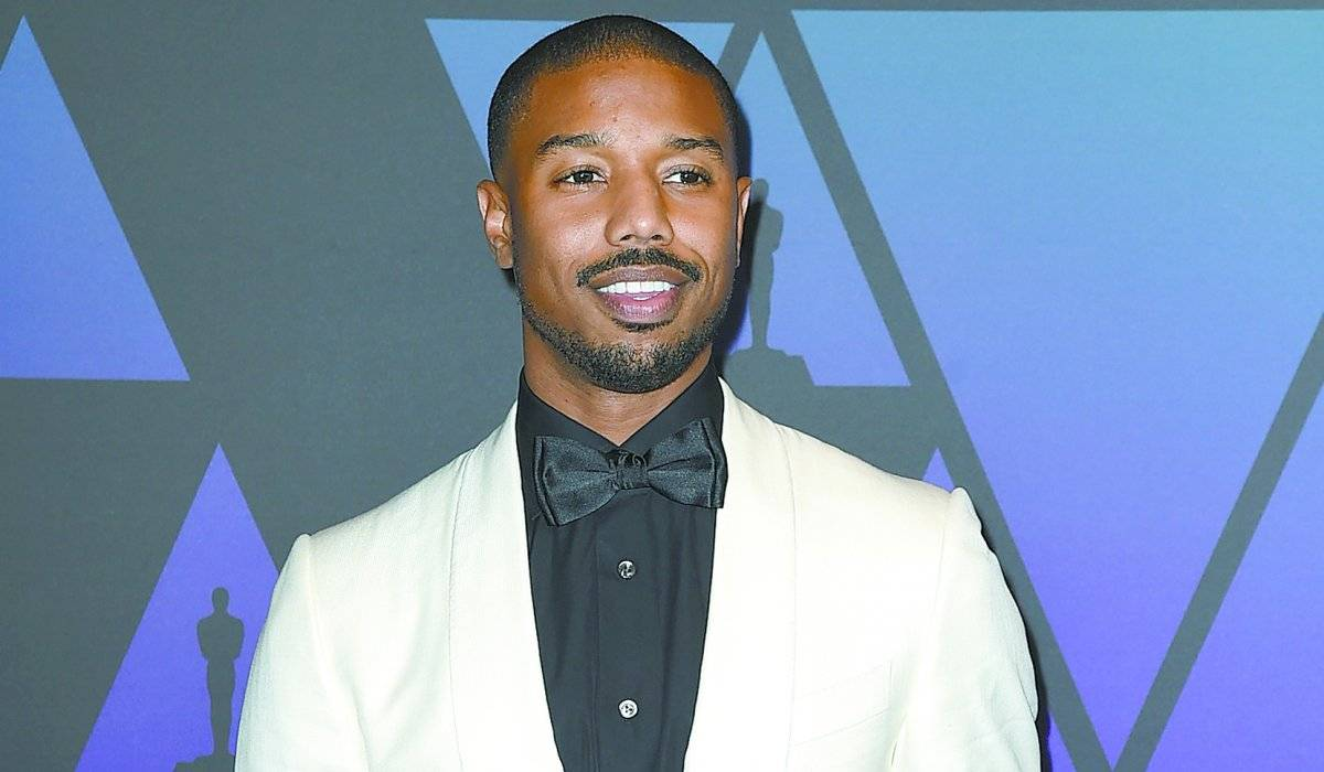 Michael B. Jordan Getty Images