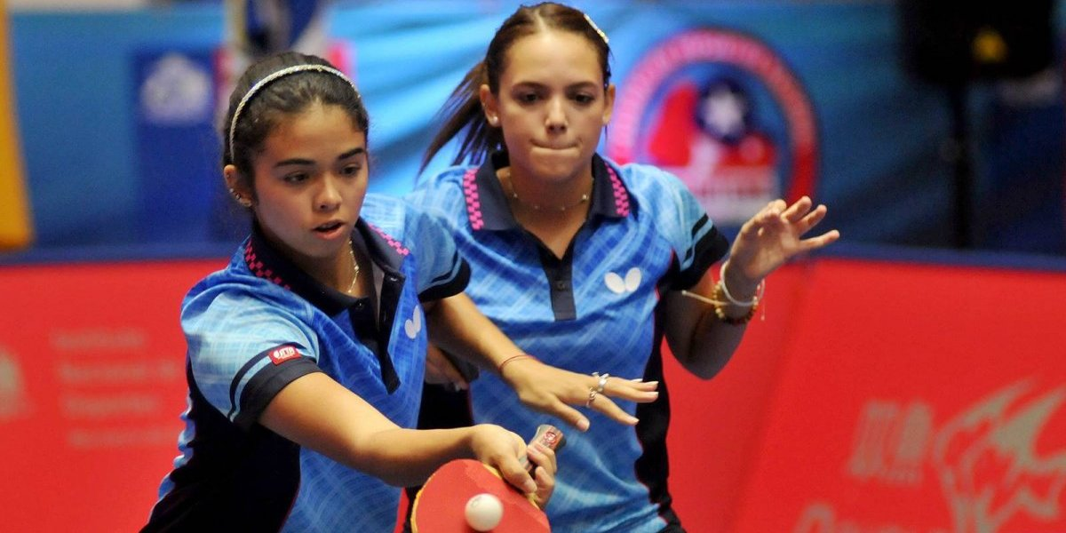 Tenis de mesa femenino clasifica a Panamericanos 2019