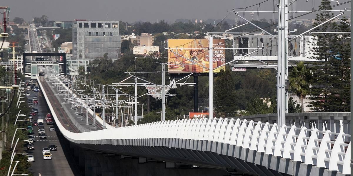 Línea 3 del Tren Ligero operará después de dos meses de pruebas