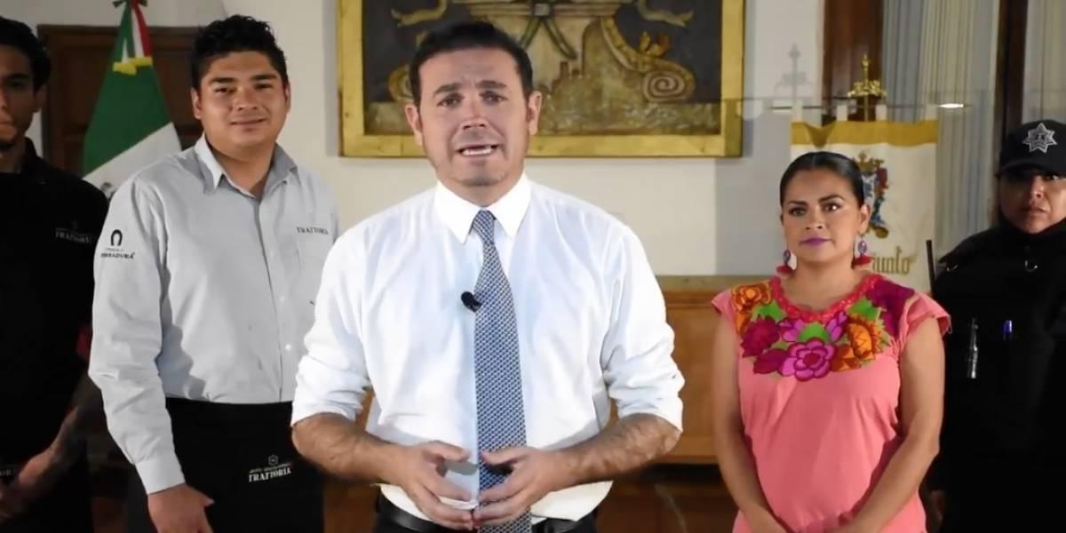 Alcalde de Guanajuato paga con memes por quejarse de turistas pobres