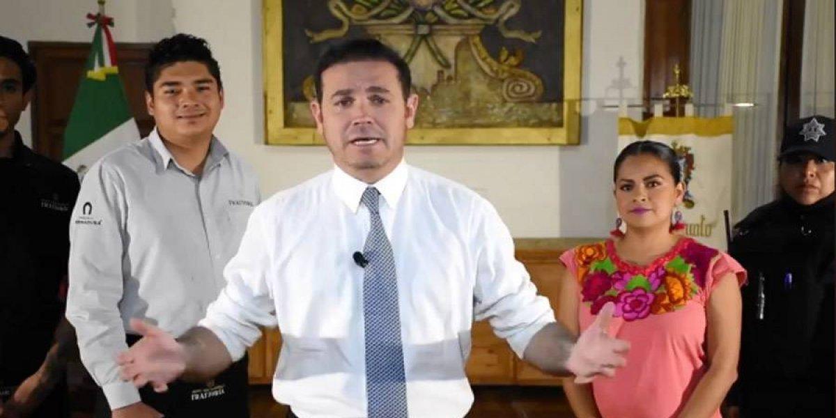VIDEO. Critican al alcalde de Guanajuato por pedir turistas ricos