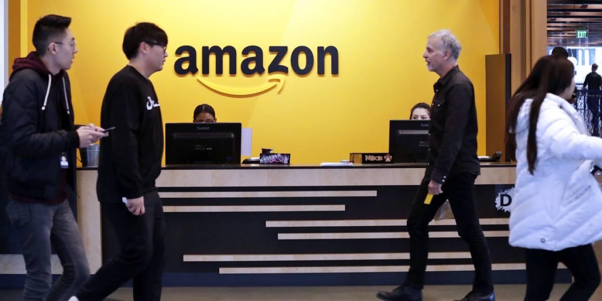 La propuesta de Amazon a sus empleados: renunciar para dedicarse a repartir sus paquetes