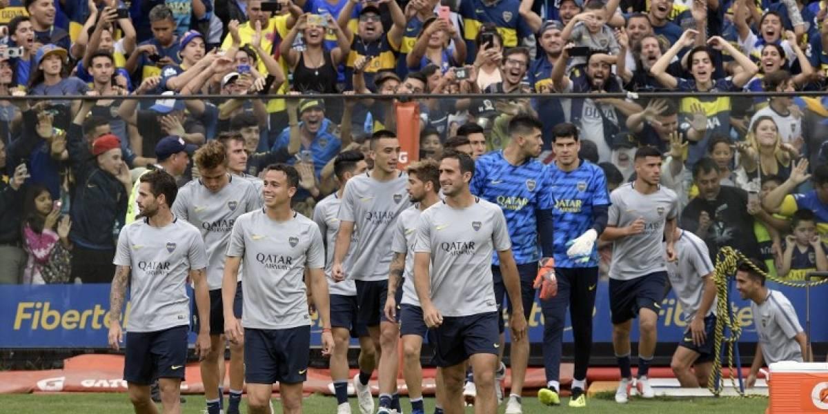 VIDEO. Alcaldía de Buenos Aires clausura estadio de Boca Juniors por exceso de público
