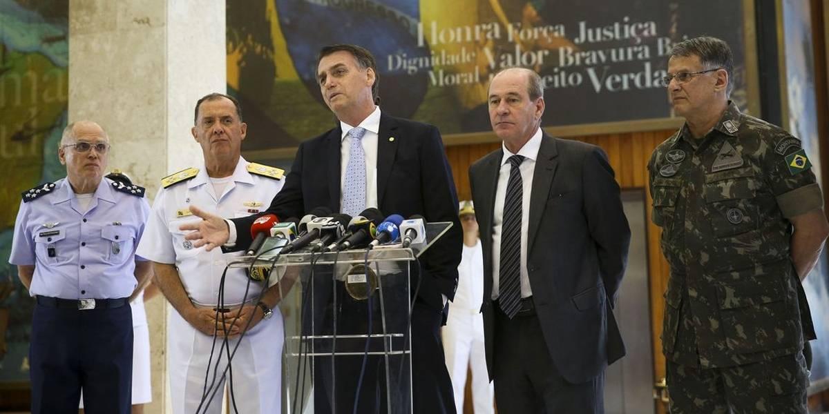 Bolsonaro diz que Guilherme Schelb é cotado para Educação