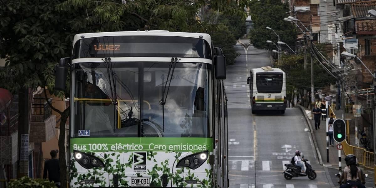 Así se transforma el transporte público en Medellín