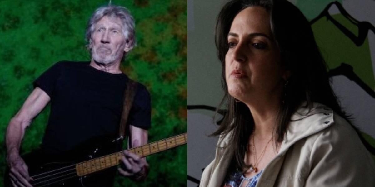 "María Fernanda Cabal criticó a Roger Waters por pedir ""más educación"""
