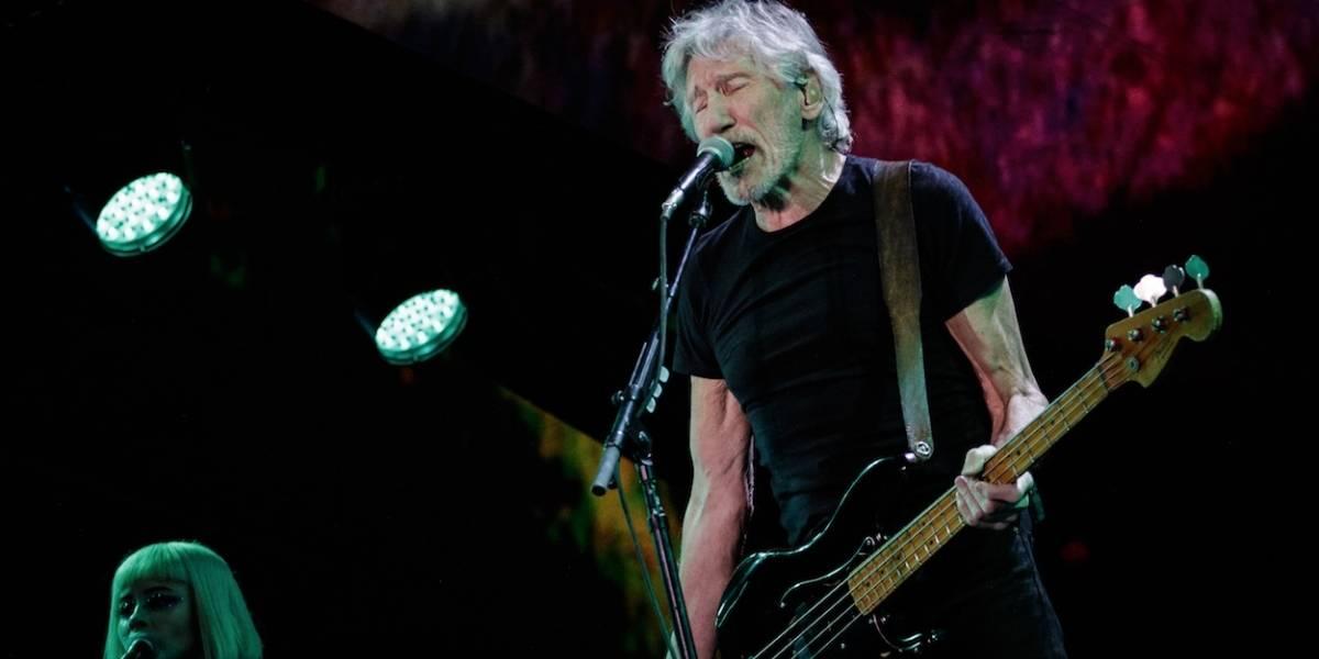 El mensaje de Roger Waters a los estudiantes colombianos