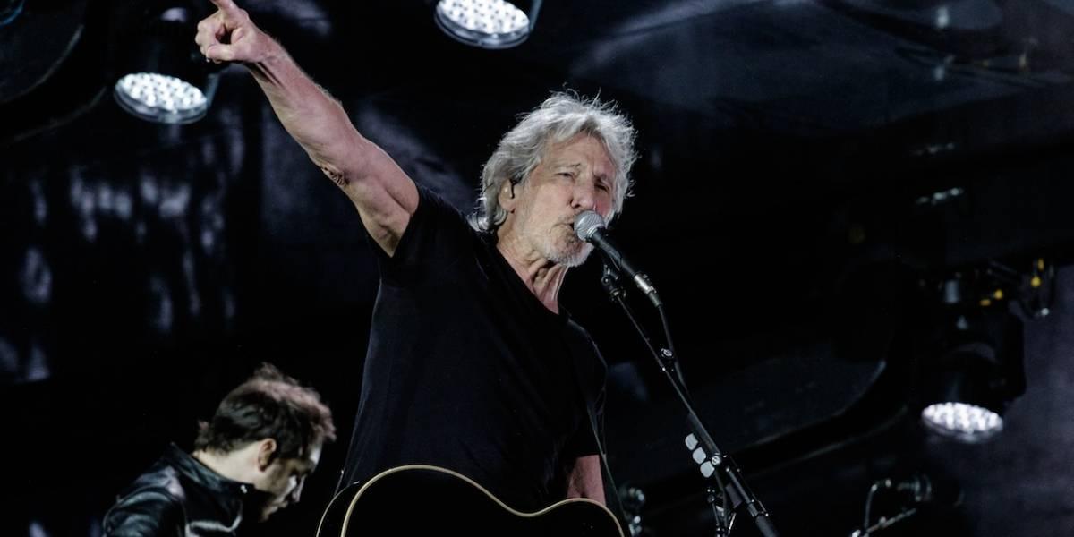 Roger Waters en Bogotá: una noche de resistencia y rock