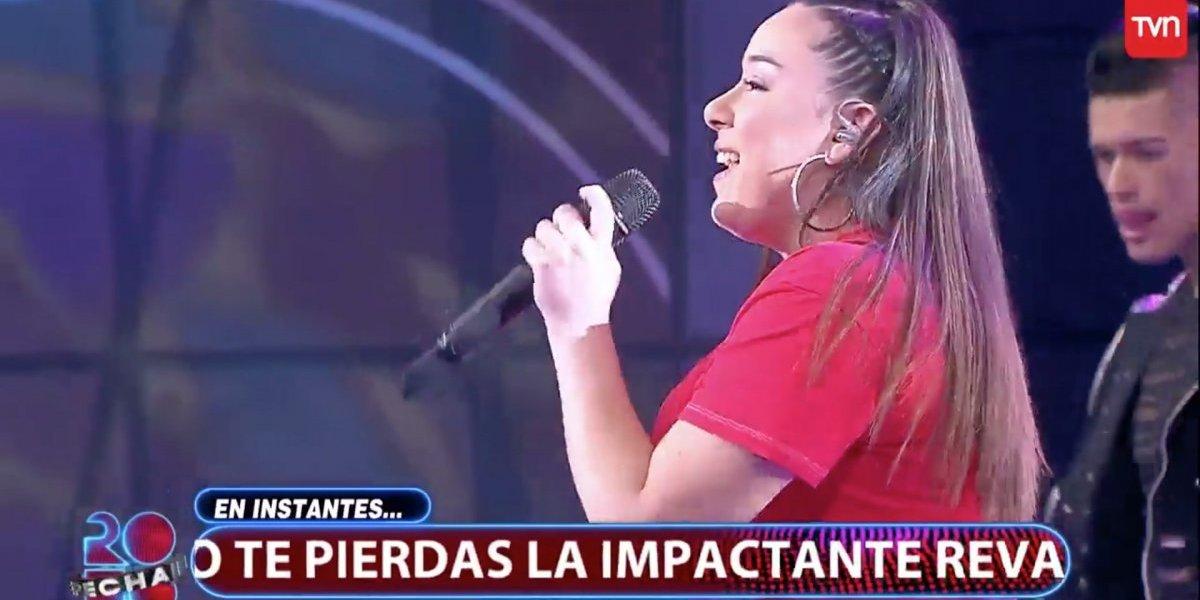 """El esperado reencuentro de Christell y el escenario de """"Rojo"""""""