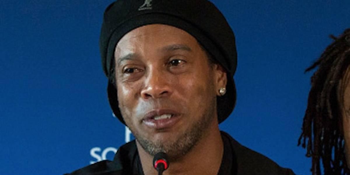 Sigue el escándalo de Ronaldinho: Aprehenden tres autos de lujo del hermano del exfutbolista