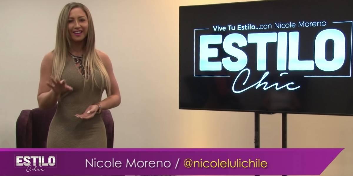 Nicole Luli Moreno protagoniza grosero error en su programa