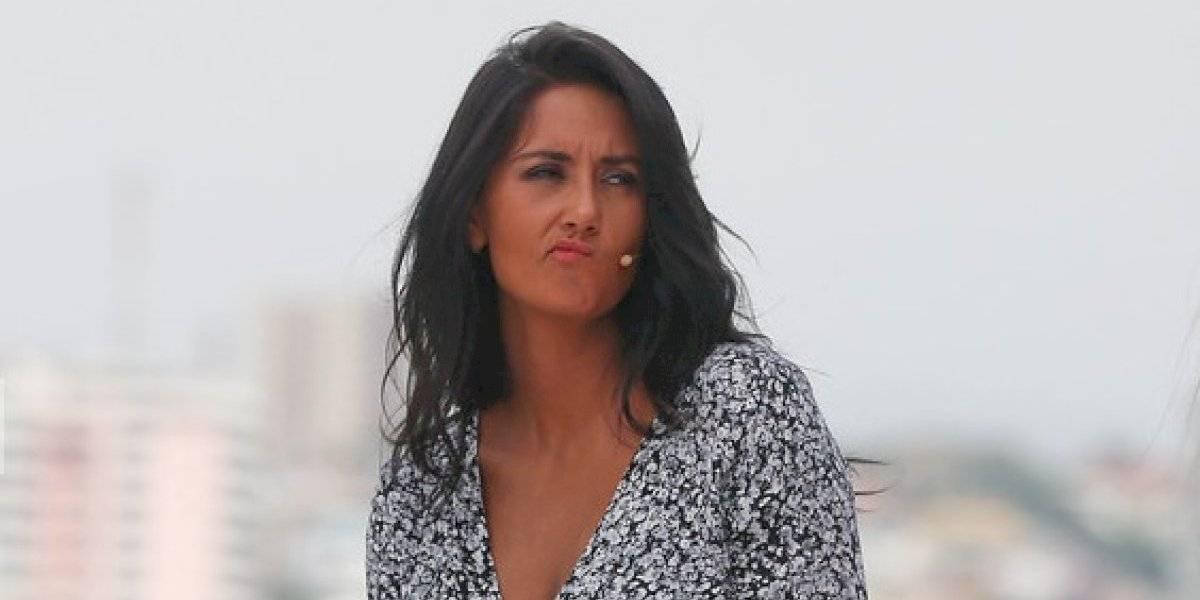 """Pamela Díaz y su salida de Chilevisión: """"Si yo era ejecutiva igual me echaba, si no hacía ni una huevada"""""""