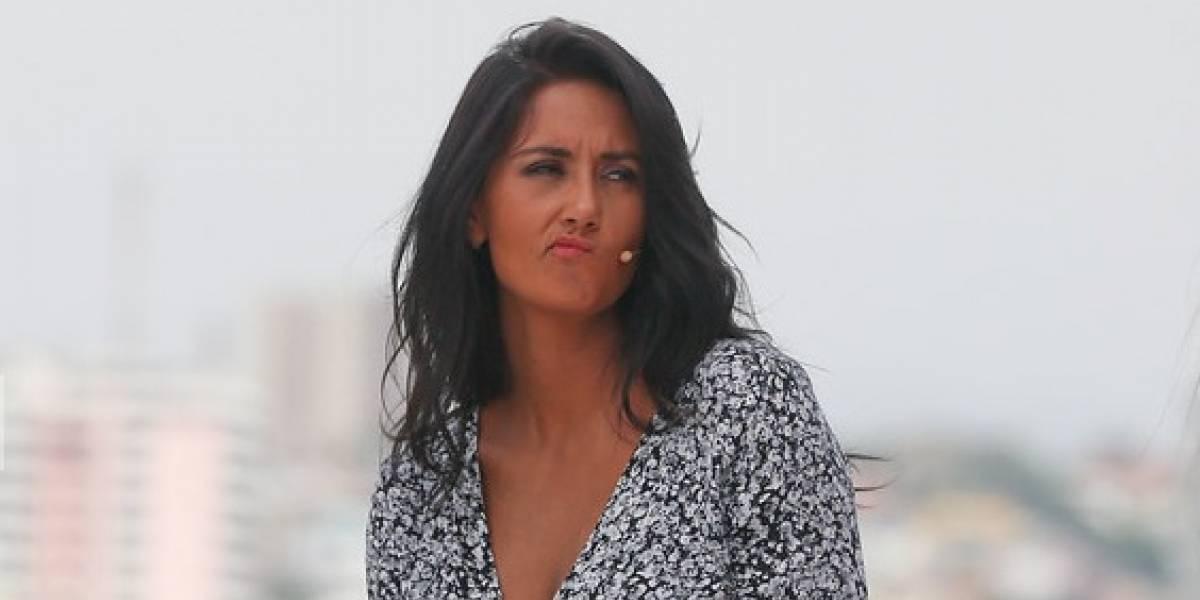 Pamela Díaz reconoce estar en conversaciones para animar el matinal de CHV