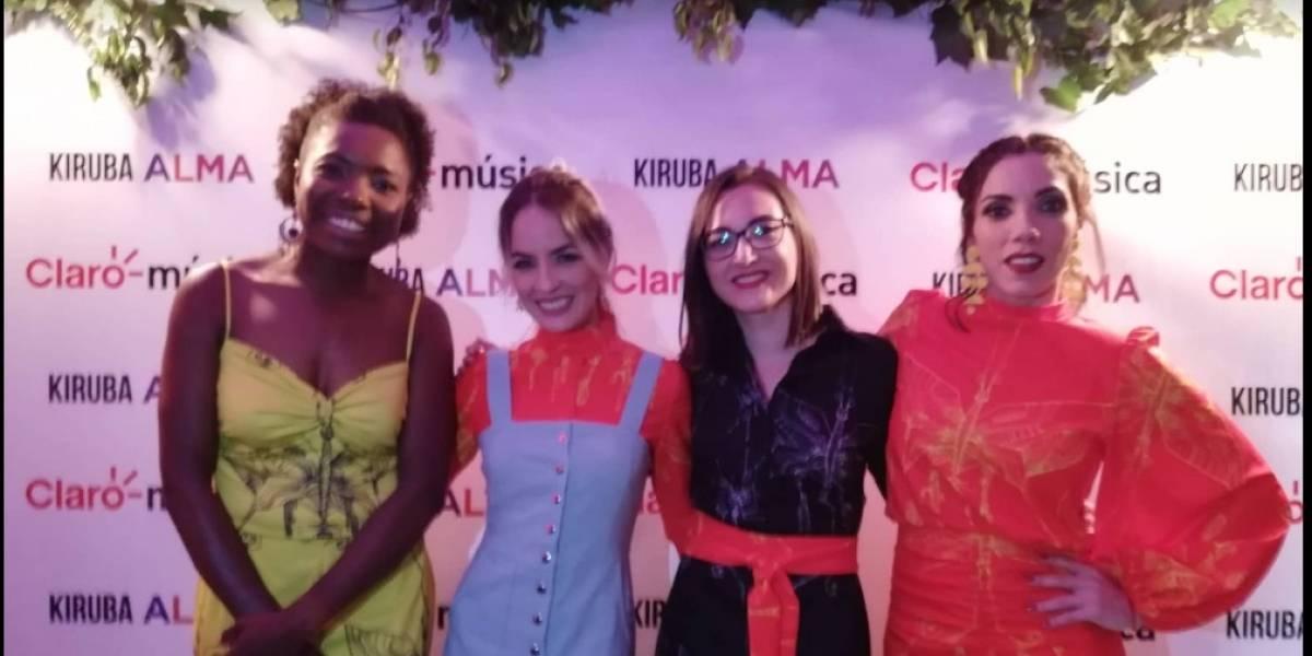 Claro Música y Kiruba presentan el video de su nuevo tema 'Alma'