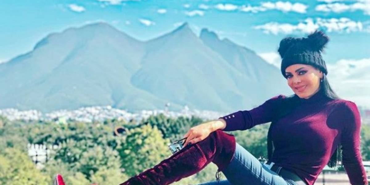 Amenazan de muerte a Maribel Guardia si se presenta en Reynosa