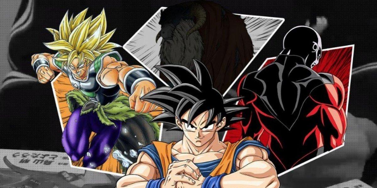 Las nuevas sorpresas de Dragon Ball Super