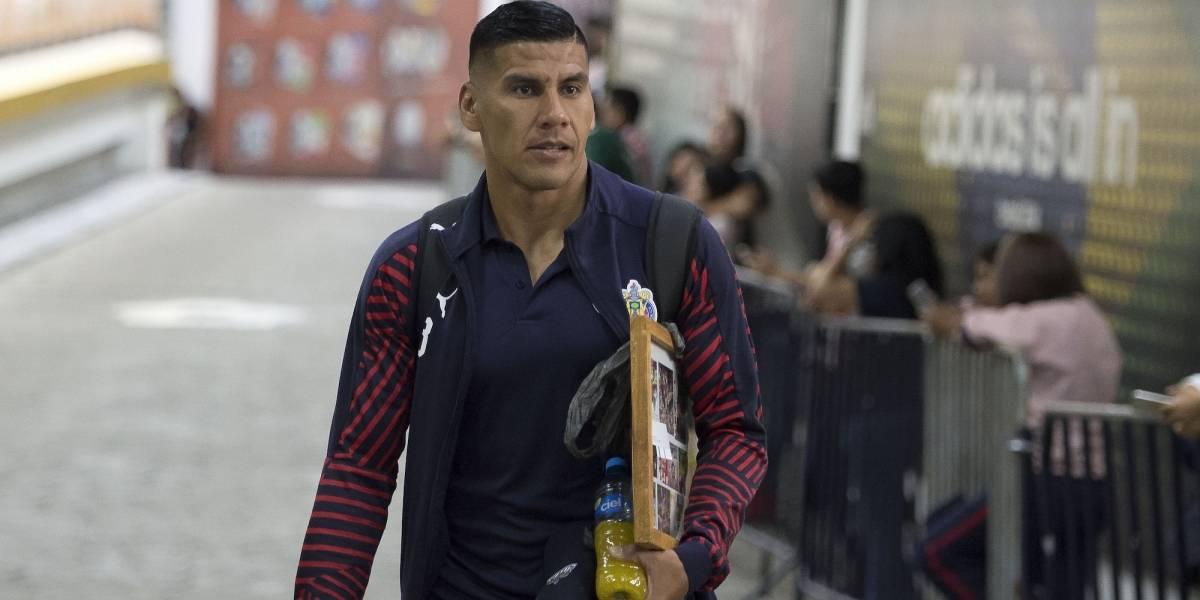 Carlos Salcido ya visualiza el retiro con Chivas