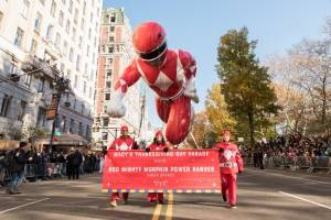 Desfile de Macy's 2018