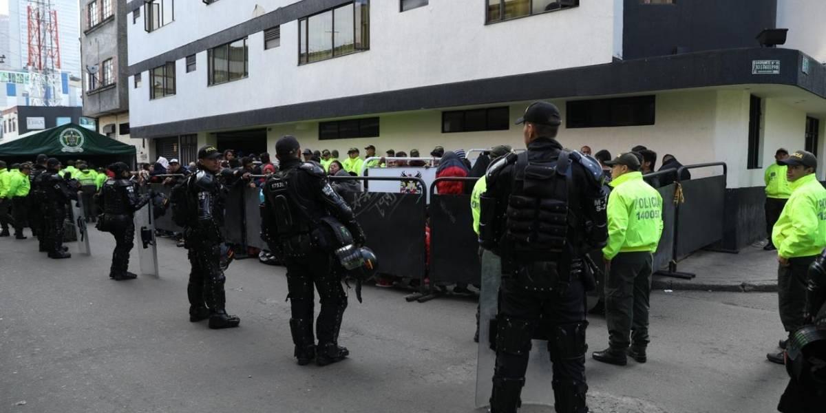 """Gran operativo se tomó la """"zona de tolerancia"""" del Barrio Santa Fe"""