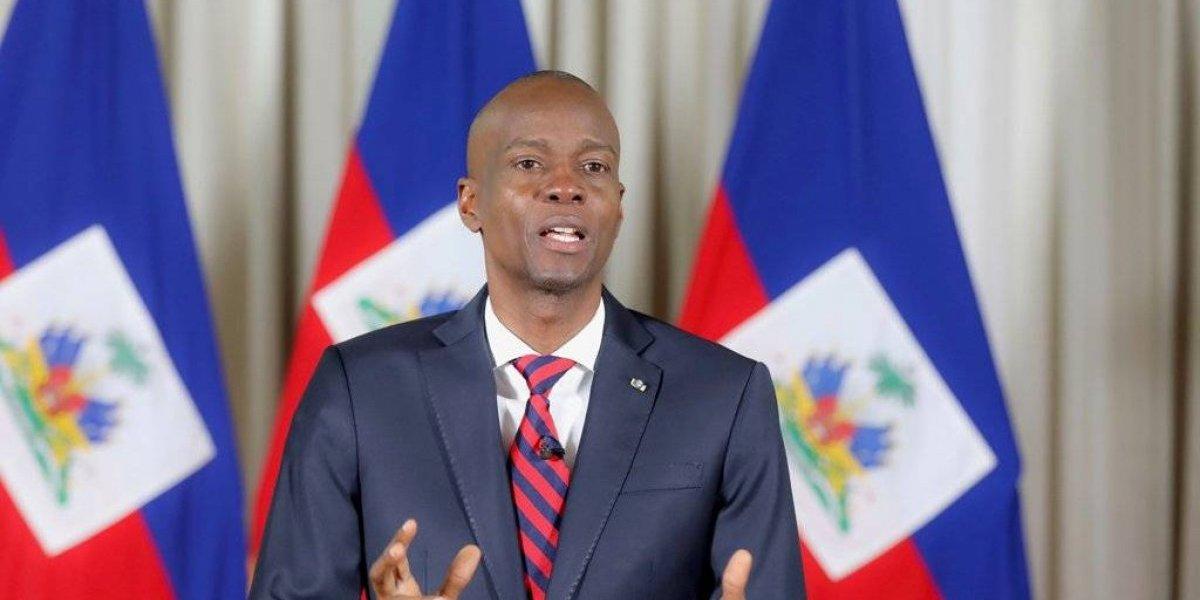 Presidente de Haití llama al diálogo tras la protesta contra su Gobierno