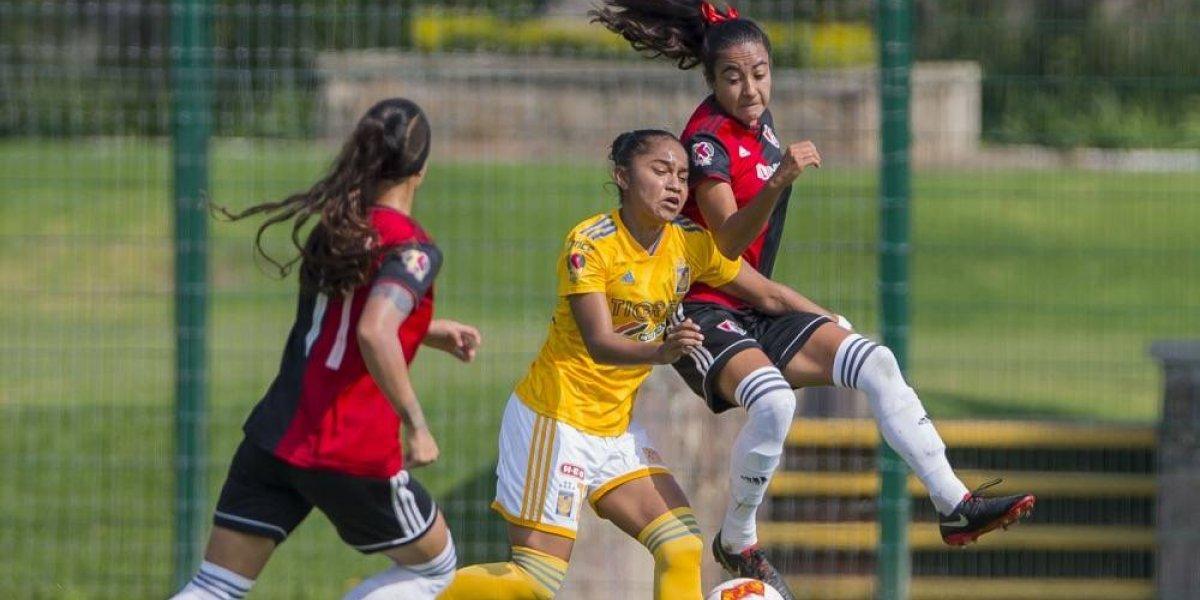 Atlas debuta en la Liguilla de la Liga MX Femenil
