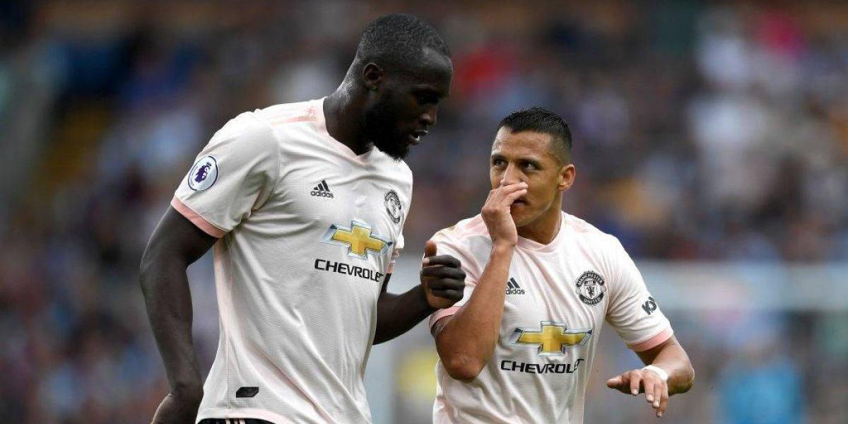 """Lukaku le manda mensaje a Alexis: """"Si Mourinho te critica, enfréntalo como hombre, somos adultos"""""""