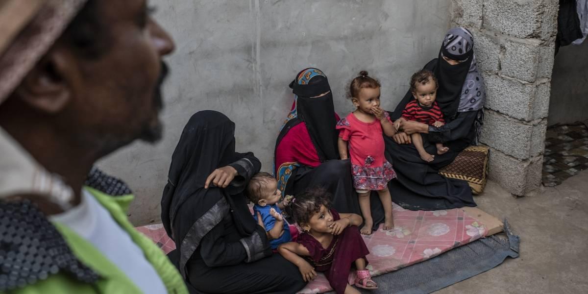 Miles de niños han muerto desde el inicio de la guerra en Yemen