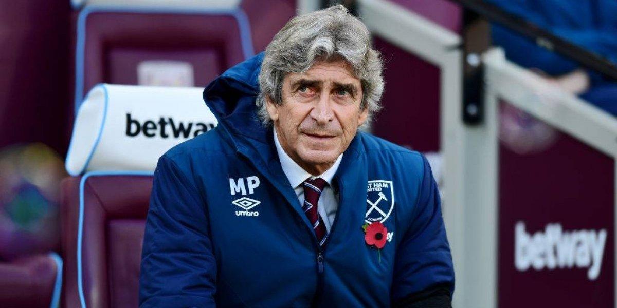 Manuel Pellegrini sale a buscar a un viejo conocido de Manchester City para levantar a West Ham United